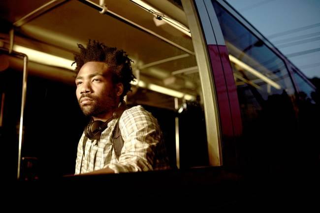 Donald Glover em 'Atlanta' (Foto: FX/Divulgação).