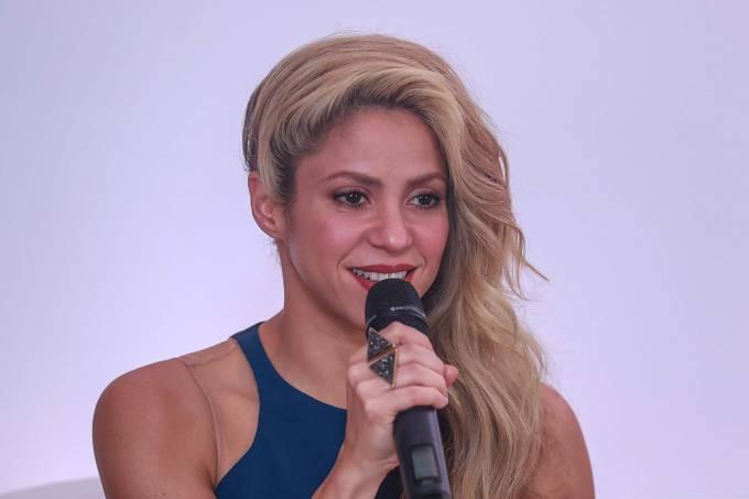 Shakira no Brasil