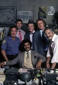 Elenco de 'Barney Miller' (Foto: ABC/Arquivo)