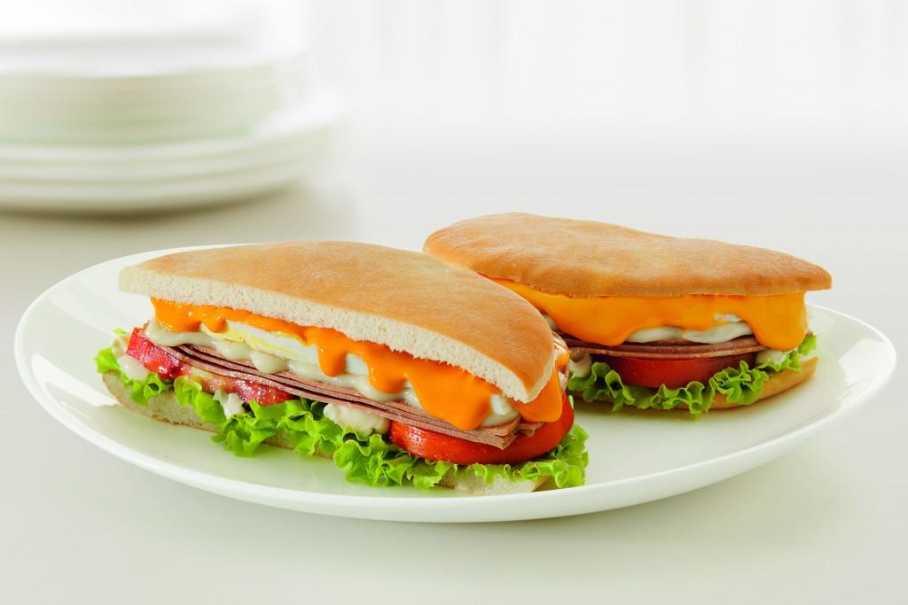 O sanduíche Beirute é uma invenção paulistana, praticamente um Bauru no pão sírio