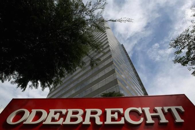 Sede da Odebrecht é fotografada em São Paulo, Brasil