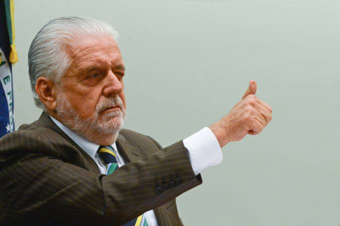 O ex-ministro Jaques Wagner do governo Dilma
