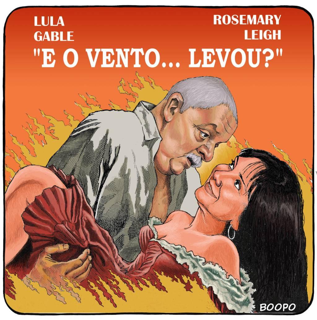 Faz 100 dias que Lula afronta o Brasil decente com o silêncio sobre o caso de polícia em que se meteu ao lado de Rose | VEJA