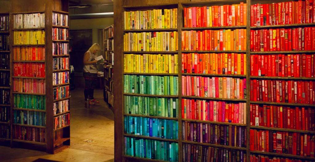 A incrível The Last Bookstore, em Los Angeles