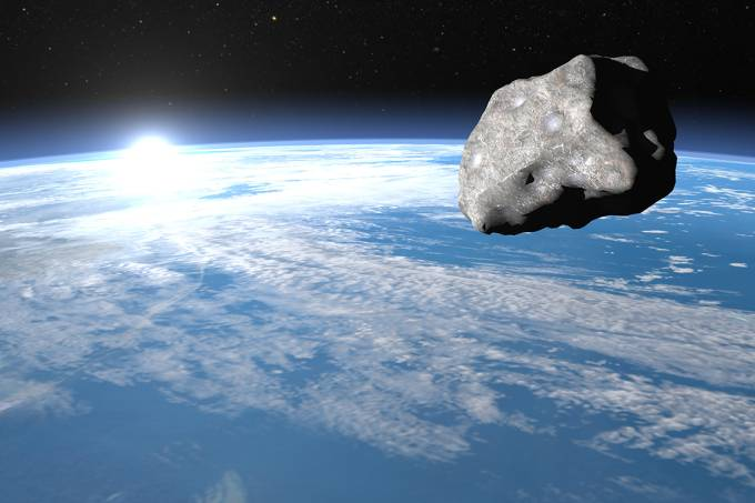 Terra Asteroide