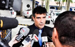 Promotor Cassio Conserino: longe demais?