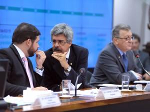 Reunião da CPI da Petrobras: