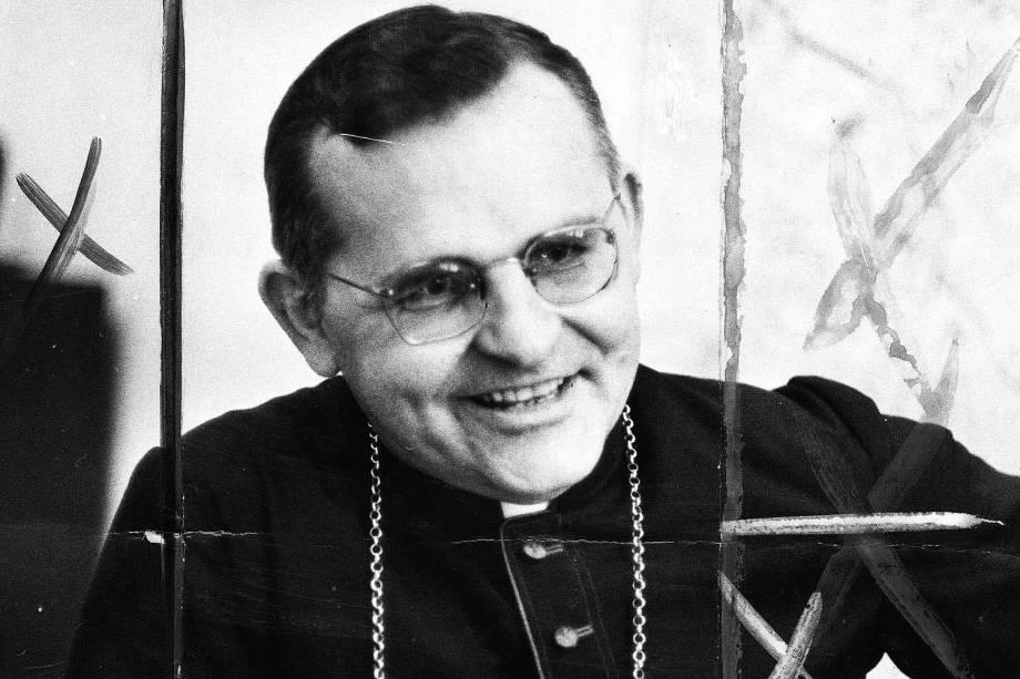 Dom Paulo Evaristo Arns - 12/07/1967