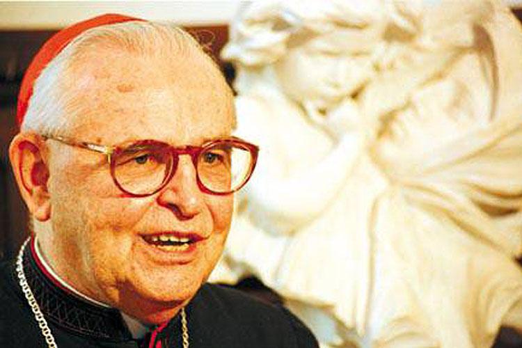 Cardeal dom Paulo Evaristo Arns, arcebispo emérito da Arquidiocese de São Paulo - 08/04/98