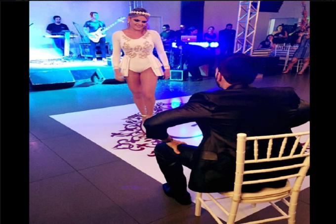dança casamento