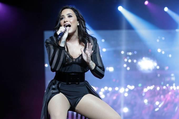 Demi Lovato lança Sorry Not Sorry
