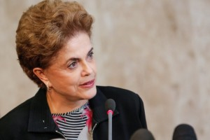 Dilma: falar ou não?
