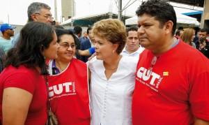 Dilma: apoiadoras detidas