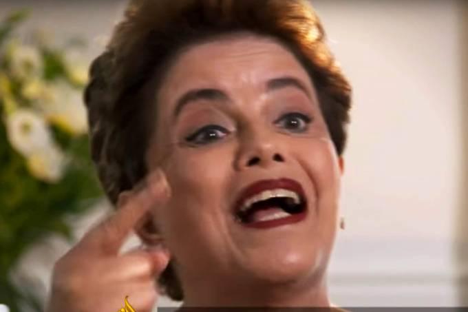 A ex-presidente Dilma Rousseff deu uma entrevista nesta quinta-feira à rede de televisão Al Jazeera, do Catar