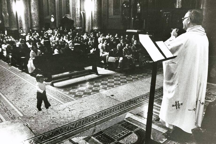 Dom Paulo Evaristo Arns - 1979