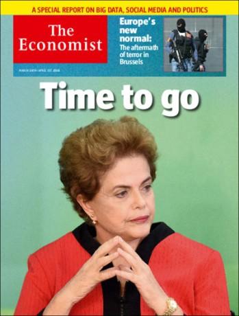 economist - Time to Go