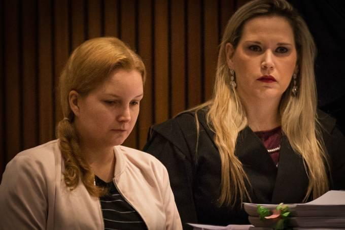 Julgamento de Elize Matsunaga, em São Paulo