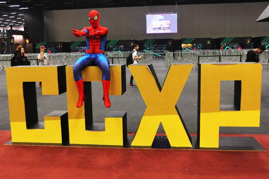 Comic Con Experience, realizada na São Paulo Expo, zona sul da capital paulista - 01/12/2016