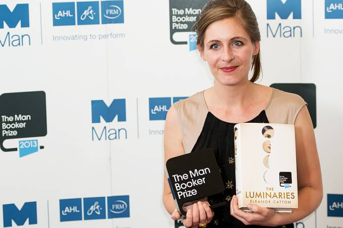 The Man Booker Prize For Fiction 2013