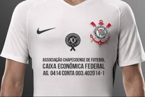 Corinthians homenageia Chapecoense