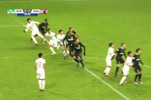 Pênalti polêmico marcado para o Kashima Antlers no Mundial de Clubes da FIFA, com a utilização do recurso de vídeo