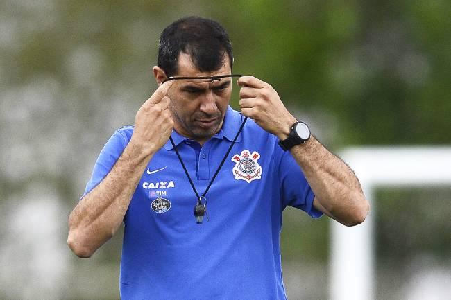 Fábio Carille é o novo técnico do Corinthians