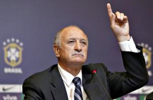 Felipão: a lista de convocados sai na quarta-feira