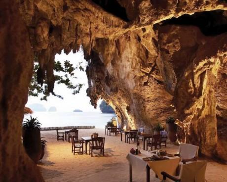 The Grotto (Phranang beach, Tailândia)