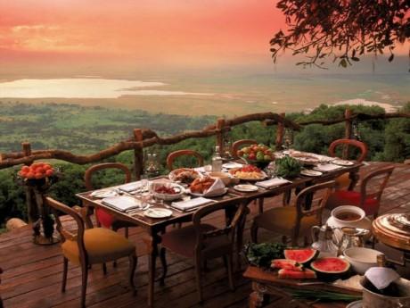 Crater Lodge (Ngorongoro, Tanzânia)