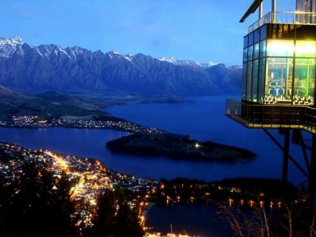 Skyline Restaurant (Queenstown, Nova Zelândia)