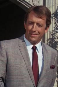 Fritz Weaver em 'Missão: Impossível' (Foto: CBS/Arquivo)