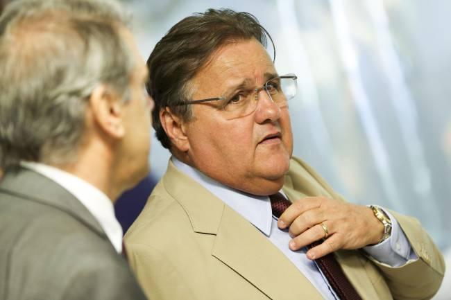 O ministro da Secretaria de Governo, Geddel Vieira Lima