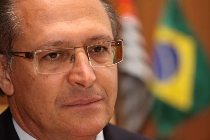 ENTREVISTA COM O GOVERNADOR DE SÃO PAULO, GERALDO ALCKMIN