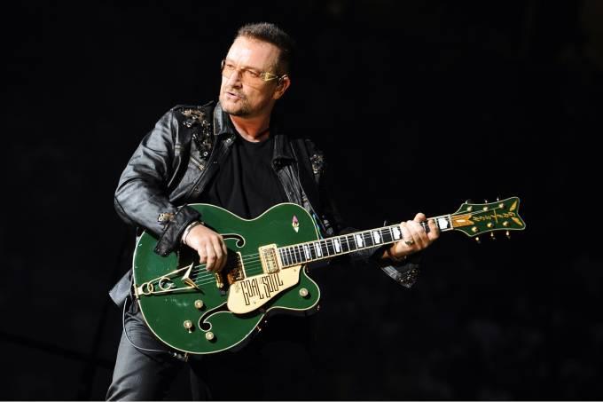 Shows no Brasil em 2017: U2 anuncia show no Brasil
