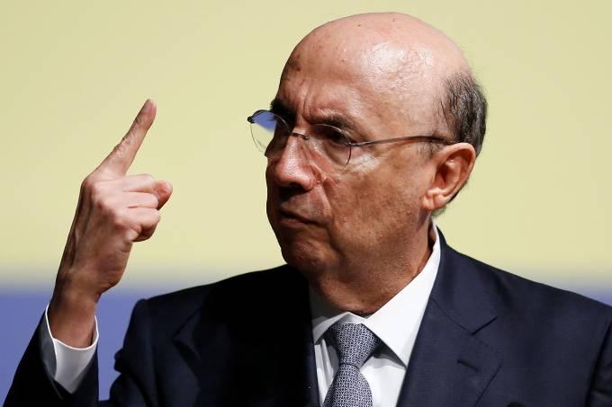 O ministro da Fazenda Henrique Meirelles – 20/12/2016