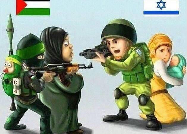 Israel Hamas Charge