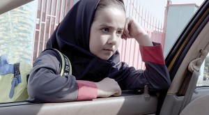 Cena do filme 'Táxi', de Jafar Panahi