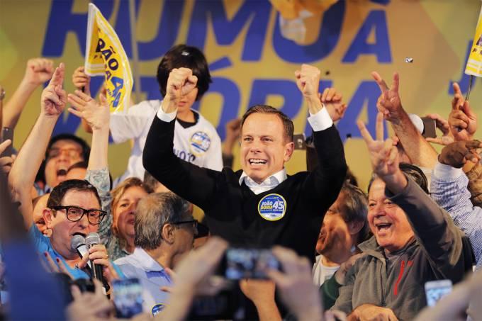 Retrospectiva 2016: João Doria é eleito prefeito de São Paulo (SP) no primeiro turno