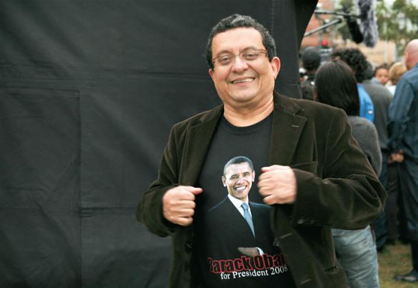 O marqueteiro João Santana