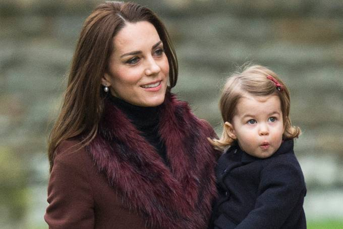 Kate Middleton grávida – Hiperêmese gravídica