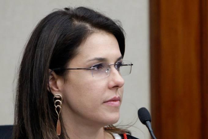 Luciana Lóssio, jurista, ex-ministra do Tribunal Superior Eleitoral