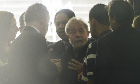 Lula aeroporto