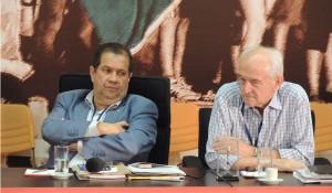 Manoel Dias e Lupi: polêmica no Ministério do Trabalho