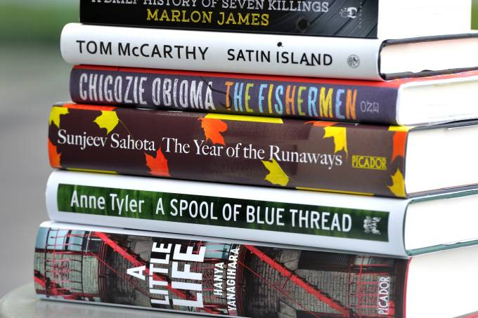 2015 Man Booker Prize For Fiction Shortlist – Photocall