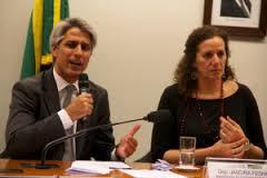 Alessandro Molon e Jandira Feghali