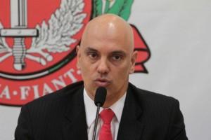 Moraes: sondagem incomoda Alckmin