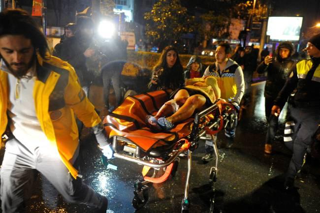 Boate em Istambul é alvo de terrorismo