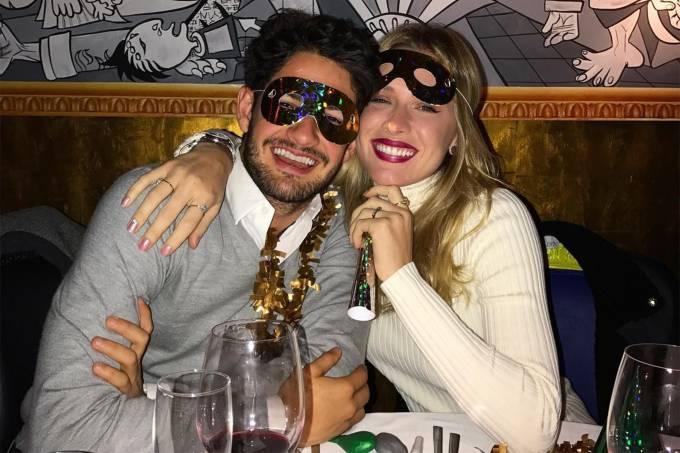 Pato e Fiorella Mattheis terminam namoro