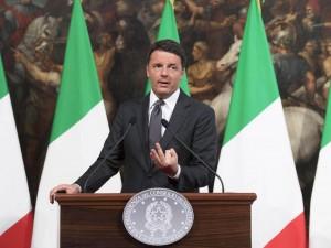 Os ventos mudaram: o primeiro-ministro Renzi pode sair queimado do referendo que parecia estar na mão