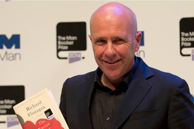 Britain Man Booker Prize 2014